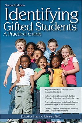 Identifying Gifted Students By Johnsen, Susan K.